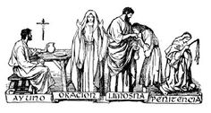 Cuatro #Témporas de #Cuaresma. Reminisce miserationum tuarum, Domine...