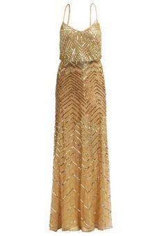 Vestido de fiesta - gold