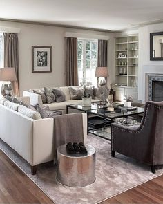 """""""Neutral and fabulous! By @swanfieldliving """""""