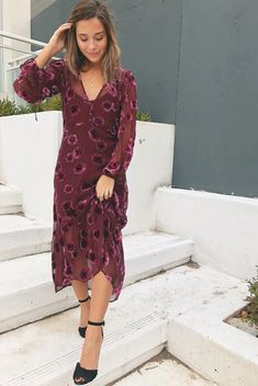 e4b24ed73d 66 Best Midi Dresses images in 2018 | Dress outfits, Formal outfits ...