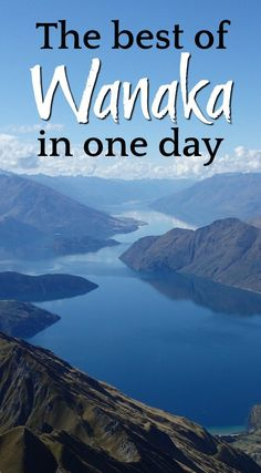 Top things to do in Wanaka packed in one day itinerary. Travel tips on how to spend 24 hours in Wanaka, New Zealand. From what to do in Wanaka, where to stay and eat. Perth, Brisbane, Melbourne, Sydney, Tasmania Australia, Visit Australia, Australia Travel, New Zealand Itinerary, New Zealand Travel