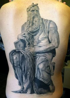 Tattoo by Ken Kile at Voodoo Tattoo in Bloomsburg, PA Tattoos Back Tattoos, Great Tattoos, Word Tattoos, Sexy Tattoos, Life Tattoos, Picture Tattoos, Awesome Tattoos, Voodoo Tattoo, Famous Sculptures