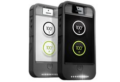 Otterbox Defender iON Intelligence iPhone case protects your phone and provides extra battery life