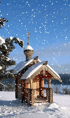 The perfect SnowDay Winter Is Animated GIF for your conversation. Discover and Share the best GIFs on Tenor. Christmas Scenes, Cozy Christmas, Christmas Pictures, Beautiful Christmas, Christmas Lights, Winter Horse, Winter Scenery, Nature Tree, Winter Pictures
