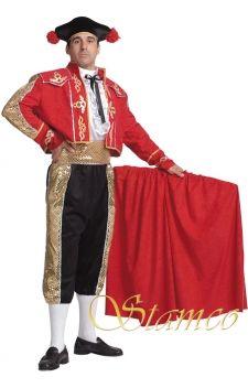 Vibrez au rythme des férias Espagnoles et empruntez le costume traditionnel de toréador à loccasion dune soirée à thème \u0026quot;Espagne\u0026quot;ou \u0026quot;Régions du monde\u0026quot; !