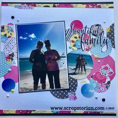 Scrapbooking Layouts, Polaroid Film, Ideas, Scrapbook Layouts, Scrapbook Page Layouts