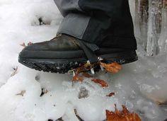 DIY Slip-Proof Boots