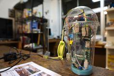 Fablab Setagaya, prototyping in the craft shop : Makery