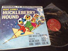 Hanna Barbera Here Comes Huckleberry Hound Original TV Soundtracks PYE Sample in Music, Records | eBay!