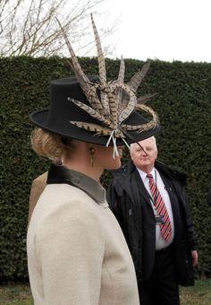 Zara Phillips Hats