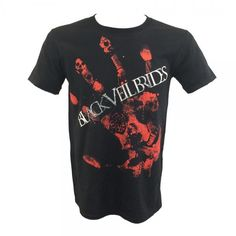 Black Veil Brides - Red Handed T-Shirt - TM Stores