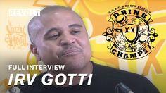 #MONSTASQUADD Irv Gotti | Drink Champs | Full Episode