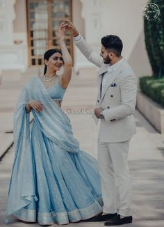 backless wedding dresses with long sleeves Couple Wedding Dress, Wedding Couple Photos, Wedding Dresses For Groom, Punjabi Wedding Couple, Wedding Couples, Poses Pour Photoshoot, Pre Wedding Photoshoot, Wedding Shoot, Wedding Wear