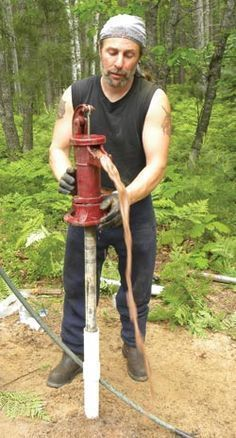 Drive your own freshwater well | Backwoods Home Magazine