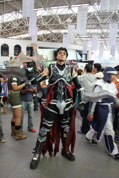 Rafael Agustin Candiani Chagoya, Ganador del concurso estatal de cosplay y  representante por Oaxaca  para  el 3 er Nacional de Cosplay Imagina.