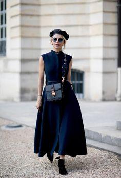 La Semaine de mode de Paris est terminée, les spots éteints, les dernières photos postées sur Instagram. Avant de dire au revoir aux influenceuses, faisons donc une tournée de leurs plus belles tenues.