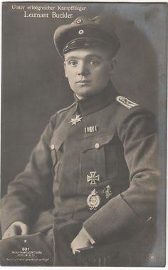 Julius Buckler (1894-03-28 - 1960-05-23)  was a German First World War fighter ace with 36 shot down planes.