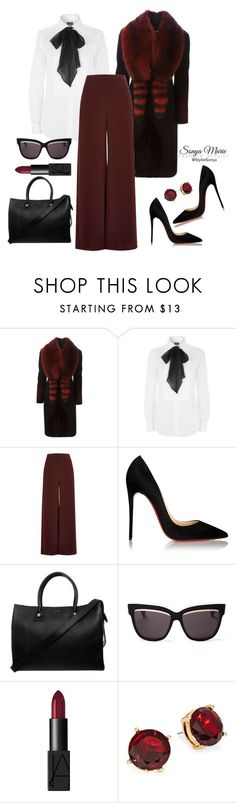 """""""Untitled #251"""" by stylistsonyamarie on Polyvore featuring Givenchy, Polo Ralph Lauren, River Island, Christian Louboutin, Paul & Joe, Christian Dior, NARS Cosmetics and Lauren Ralph Lauren"""