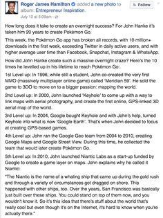#PokémonGo --- the story behind :) https://plus.google.com/+MonikaSchmidt/posts/cdwkuaauDWi