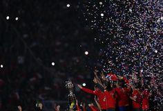 Cile vs Argentina - Finale Coppa America 2015