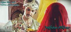 Jodhaa Akbar GIF  Aishwarya Rai Bachchan and Hrithik Roshan