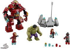 76031 The Hulk Buster Smash Lego Super Heroes Lego Marvel Super Heroes Lego Iron Man