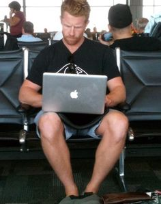 Men and Laptops