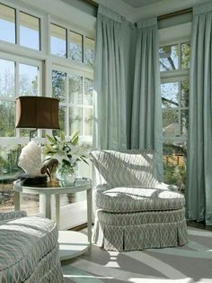 The colors, the windows, the gorgeous sunlight - timeless elegance.