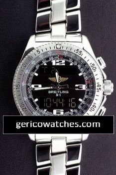 Maiken Group - Pre-Owned Breitling B1 , $2,850.00 (http://stores.gericowatches.com/breitling-b1/)