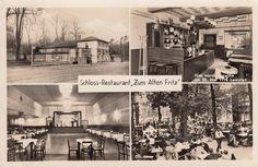 "Schloss-Restaurant ""Zum Alten Fritz"", Tegel 1930-1950er Jahre"