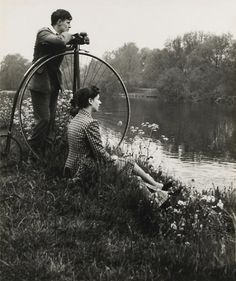 """From a day on the river, 1941"" by flaneur"