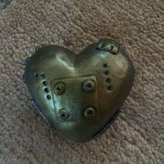 Steampunk Herz