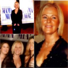 """On the 15th February 2003 Frida and Benny were both in Last Vegas for the premier of the musical """"Mamma Mia"""" at the Mandalay Hotel.. #Abba #Frida #MammaMia http://abbafansblog.blogspot.co.uk/2017/02/15th-february-2003.html"""
