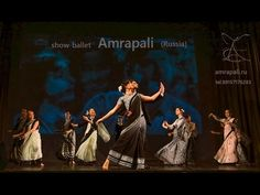 Black and white Bollywood cinema-show-ballet Amrapali(Russia) by Leena Goel