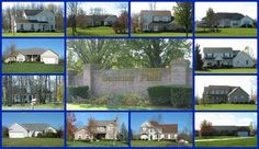 Summer Field community  Lebanon Ohio 45036. A mature community with large lots just south of the SR48/SR122 intersection..  Click through to search for Summer Field homes for sale.