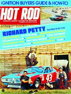 REARVIEW FRIDAY: History's BestHot Rod Magazine Covers : Nichole Schiele : Motorbooks