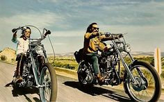 Just an Easy Rider in search of riches - Telegraph