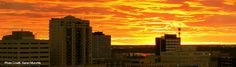 Yellowknife skyline