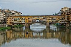 Ponte Vecchio by Alexey Karpaev on 500px