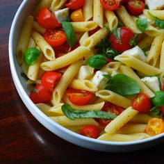 5 Summer Pasta Dishes for One (Ready in 15 Minutes or Less!)