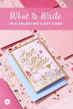 Stuck on what to write in a valentines card? Try these Valentine's Day messages and ideas from Hallmark card writers! Includes 50+ Valentine wishes. Valentines Day Messages, Valentine Wishes, Be My Valentine, Card Writer, Thinking Of You Today, Hallmark Cards, Festival Lights, Kwanzaa, Writers