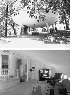 The Space Ship House - Chattanooga, Tennessee. Tennessee Waltz, Tennessee Girls, Lookout Mountain, State Of Grace, Chattanooga Tennessee, Mountain Photos, Us History, Memphis, Nashville