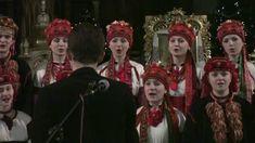 Carol of the Bells - Ukrainian Bell Carol.  Always has been my favorite Christmas song.  Even more beautiful in Ukranian!