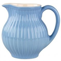 I love my blue jug. Simple things.........