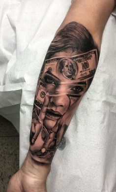 Skull Girl Tattoo, Girl Face Tattoo, Clown Tattoo, Face Tattoos, Arrow Tattoos, Mom Tattoos, Finger Tattoos, Half Sleeve Tattoos Forearm, Lion Tattoo Sleeves