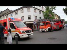 Feuerwehr Einsatz in Troisdorf