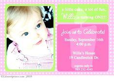 1st birthday invitations boy jungle theme buick pinterest 1st first birthday invitation for baby girl filmwisefo