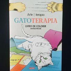 Quem aí quer pintar gatinhos?  Em breve #GatoTerapia #ArteTerapia #JardimEncantado #FantasiaCelta