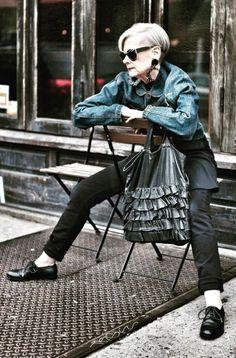 Fashion-блогеры - лин слейтер