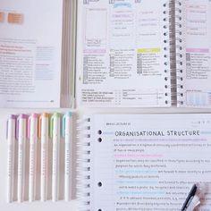 Блог о стиле жизни: Как оформить и организовать учебные записи